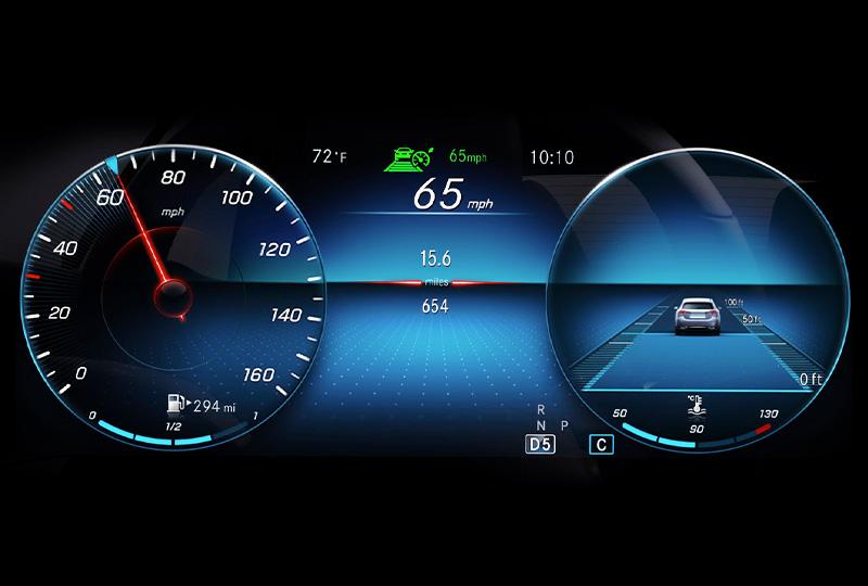 2021 Mercedes Benz E-Class-Coup safety