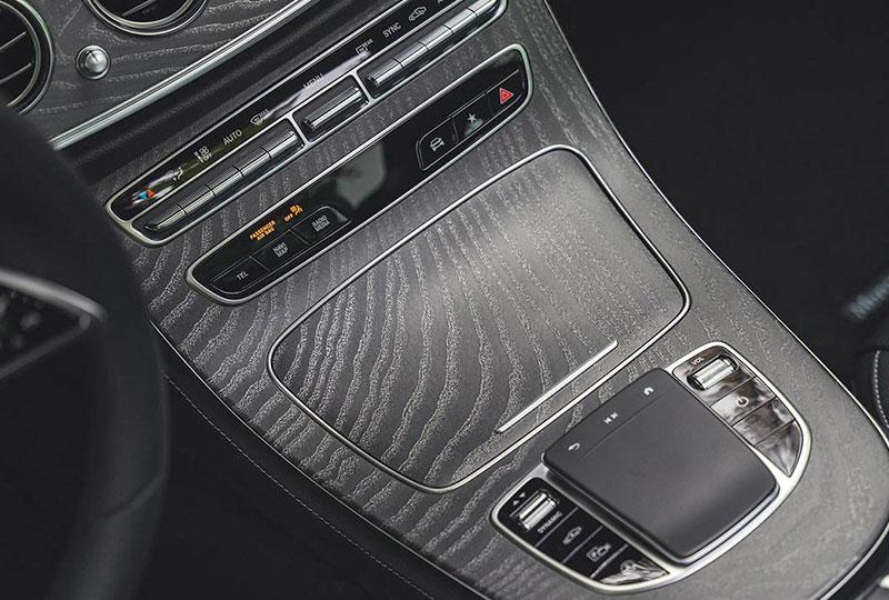 2021 Mercedes Benz E-Class technology