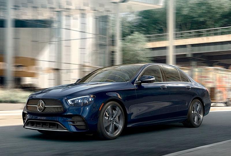 2021 Mercedes Benz E-Class performance