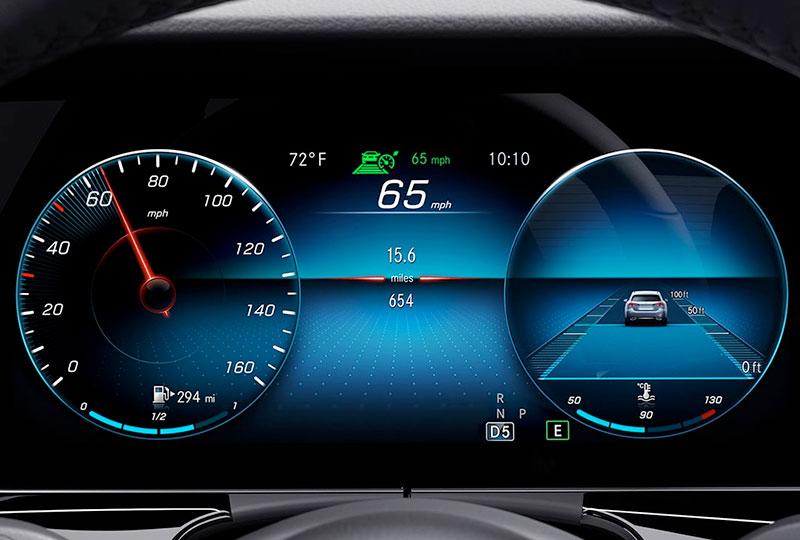 2021 Mercedes Benz E-Class safety