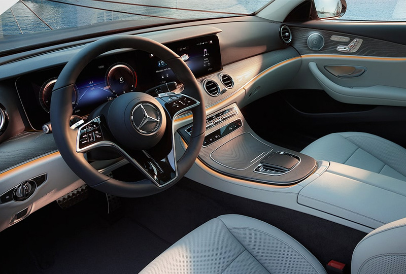 2021 Mercedes Benz E-Class Wagon  technology