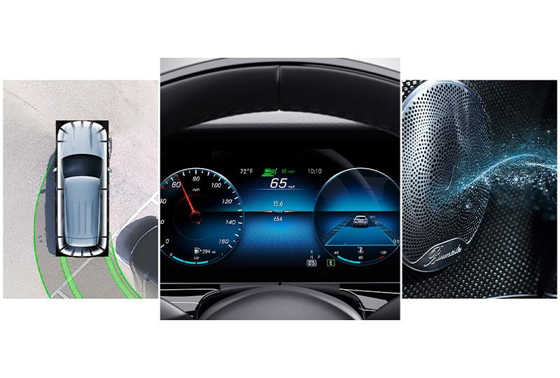 2021 Mercedes Benz E-Class Wagon  safety