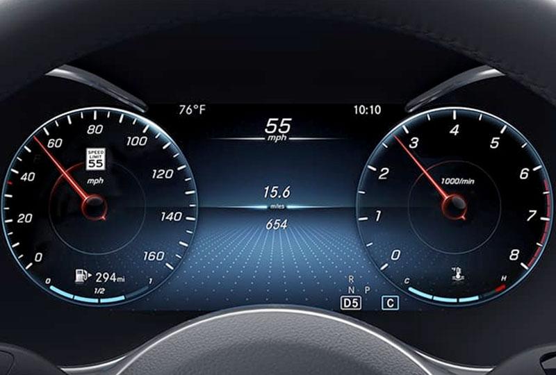 2021 Mercedes Benz GLC safety