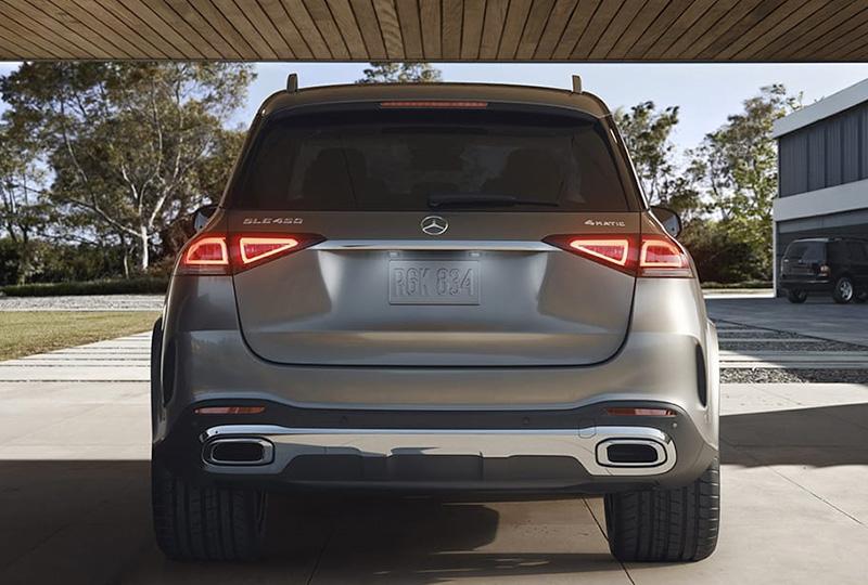 2021 Mercedes Benz GLE SUV PERFORMANCE