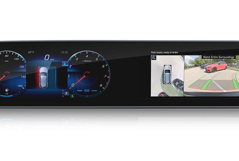 2021 Mercedes Benz GLS safety