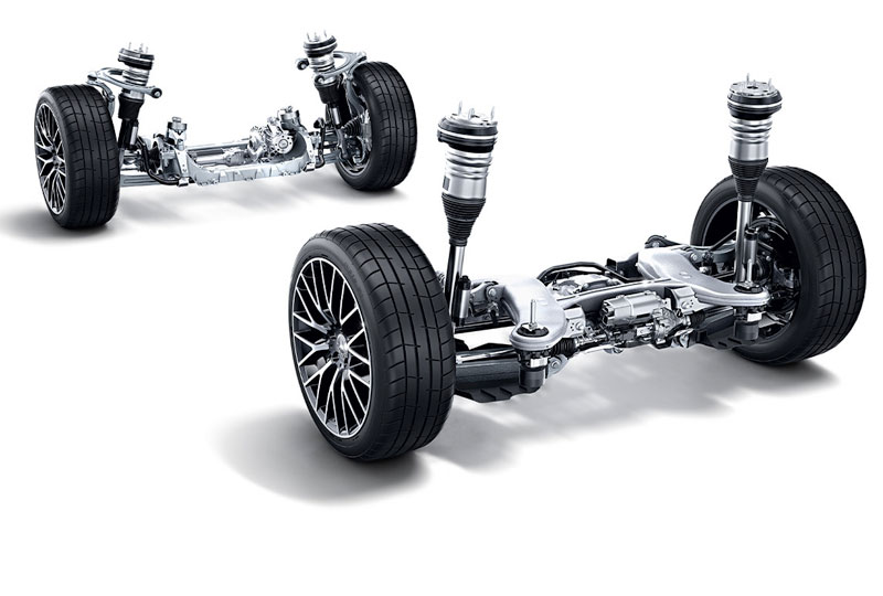 2021 Mercedes Benz S-Class-Sedan PERFORMANCE