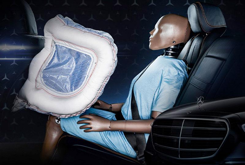 2021 Mercedes Benz S-Class-Sedan safety