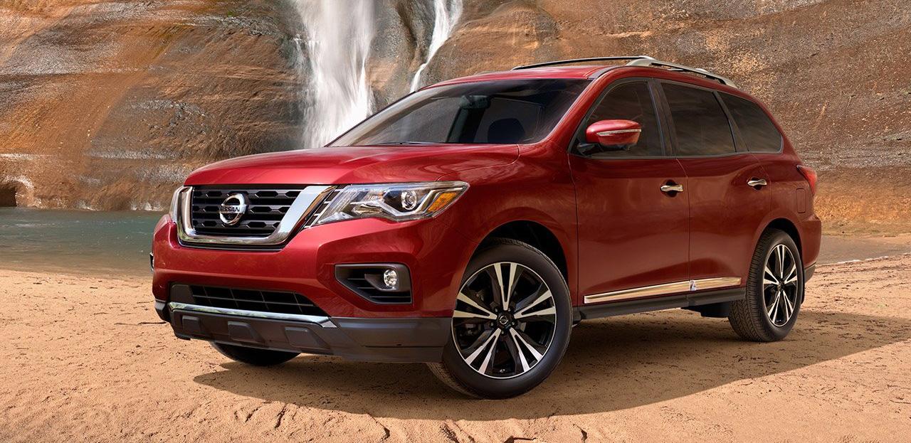 2019 Nissan Pathfinder Vs Hyundai Santa Fe