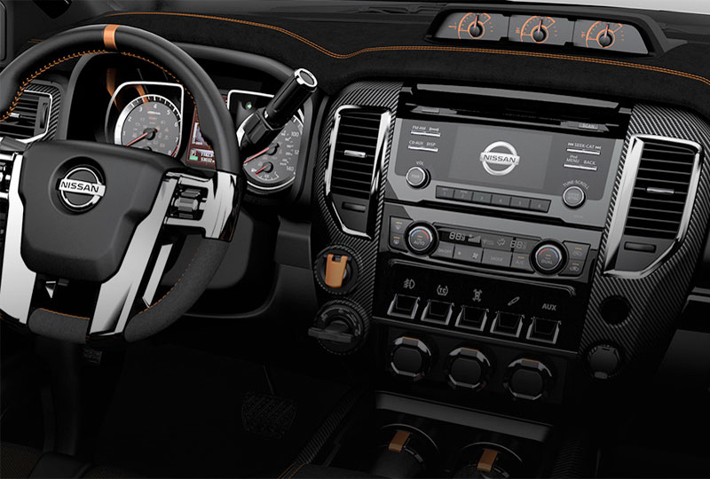 A Polished Premium Sport Interior