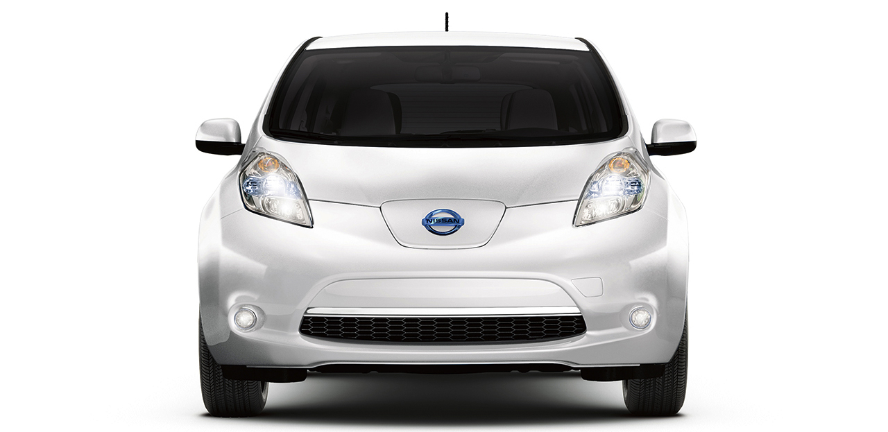 2017 nissan leaf it ll now go up to 107 miles on a single charge