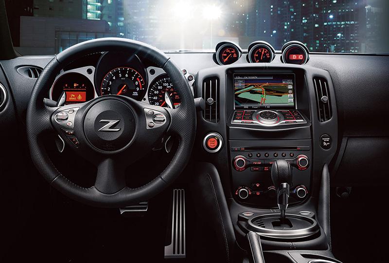 2018 Nissan 370Z Coupe In Manhattan KS Serving Fort Riley