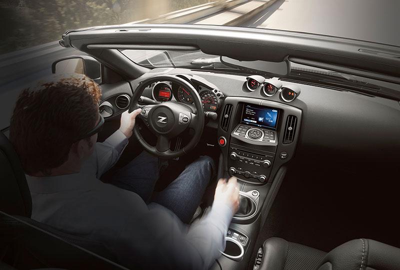 8-way adjustable driver's seat