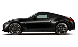 370Z Heritage Edition (Magnetic Black)