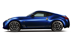 370Z Heritage Edition (Deep Blue Pearl)