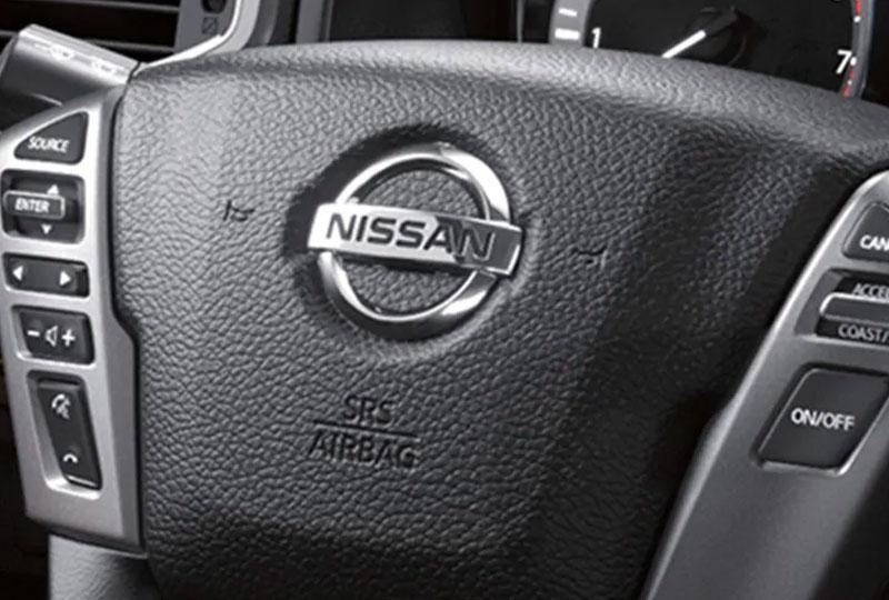 2019 Nissan Titan Design