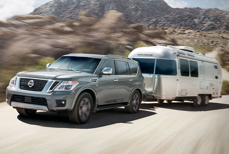 2020 NISSAN armada PERFORMANCE