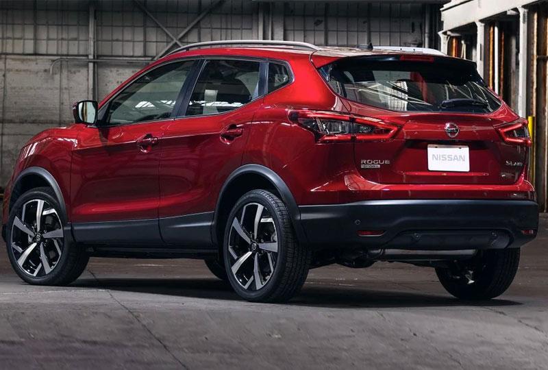 2020 Nissan Rogue Sport Design
