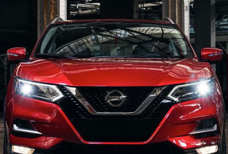2020 Nissan Rogue Sport Safety