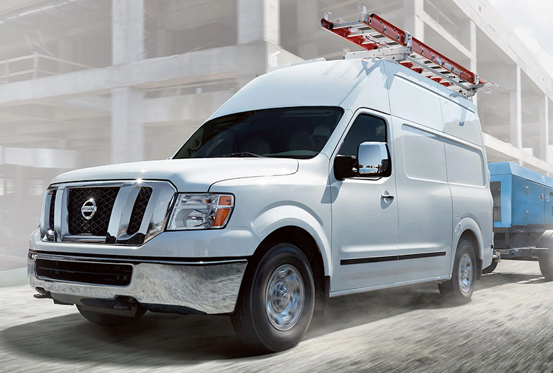 2020 NISSAN NV CARGO Performance