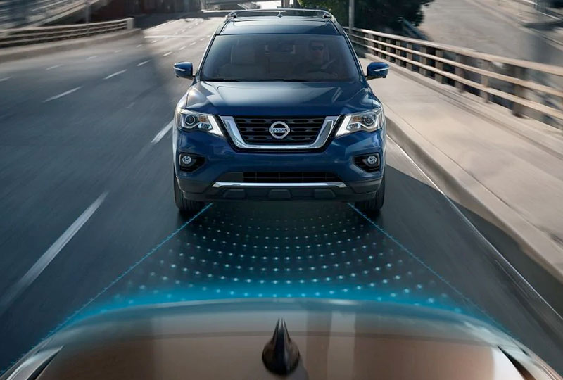 2020 NISSAN ALTIMA SAFETY