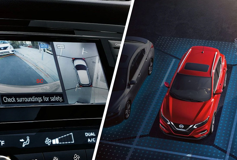 2020 NISSAN Rogue Sport SAFETY
