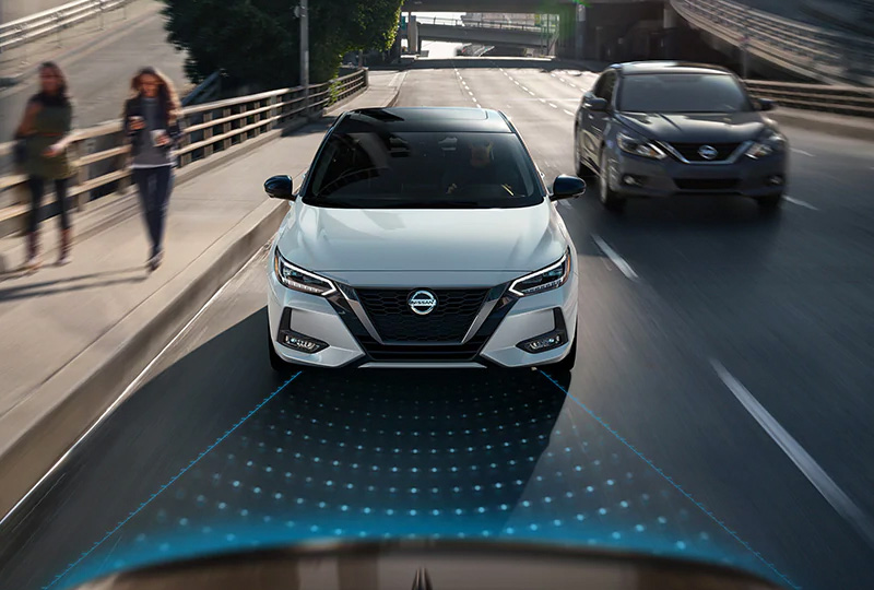 2020 Nissan Sentra SAFETY