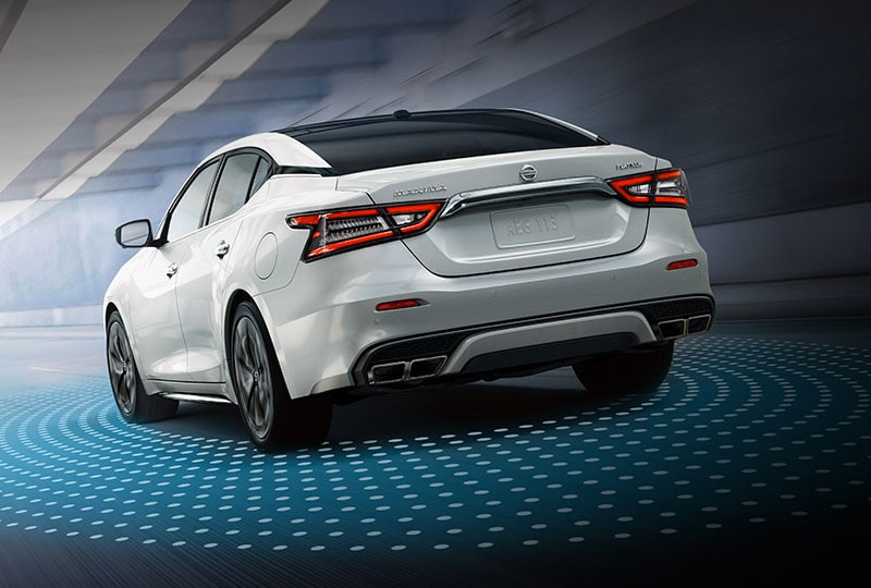 2021 Nissan Maxima SAFETY