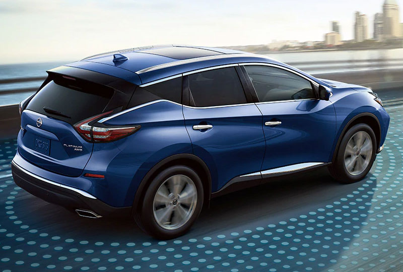 2021 Nissan Murano  SAFETY