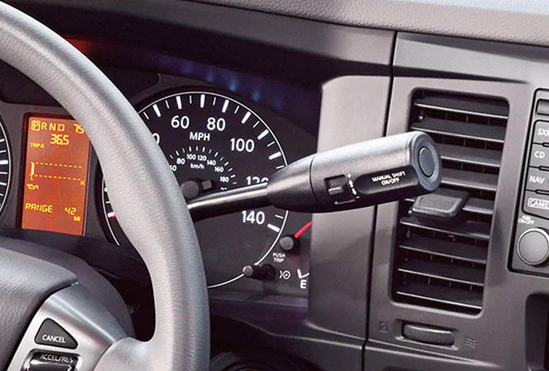 2021 Nissan NV Passenger Van   PERFORMANCE