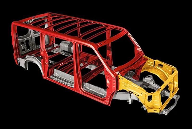 2021 Nissan NV Passenger Van   SAFETY