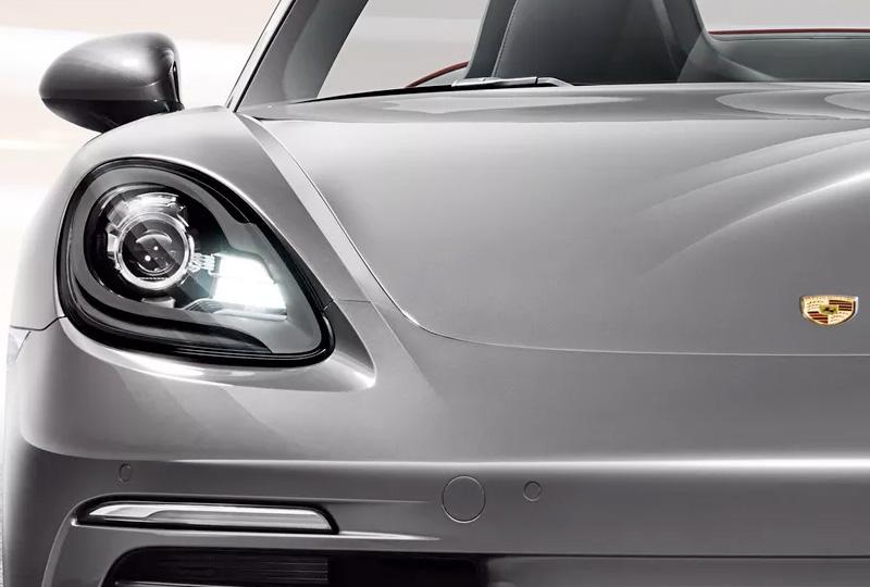 2019 Porsche 718-Boxster safety