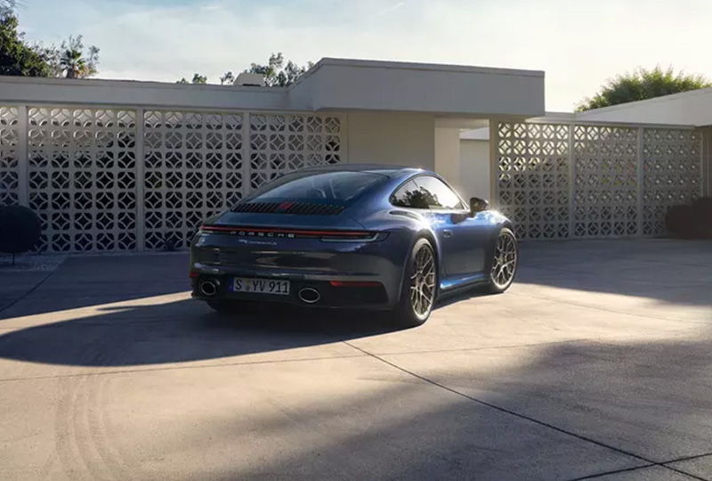 2019 Porsche 911 Carrera Design