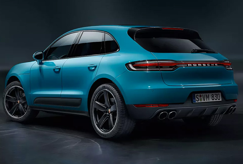 2019 Porsche Macan design