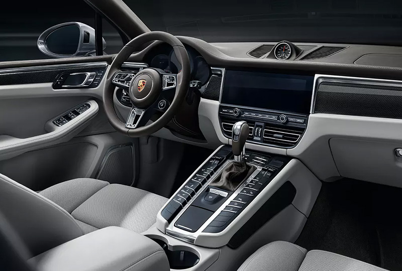 2019 Porsche Macan safety