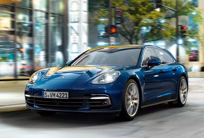 2019 Porsche Panamera design