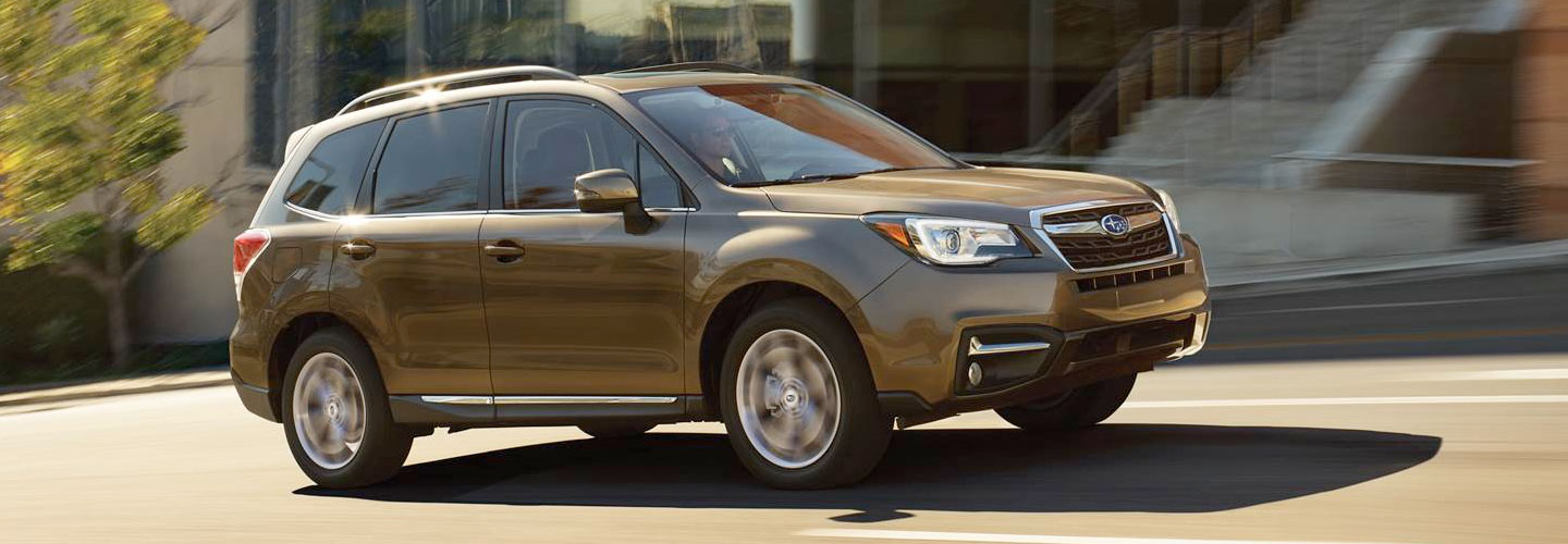 2018 Subaru Forester in Lawrence, KS, Serving Overland ...
