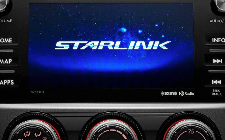 SUBARU STARLINK™ Multimedia