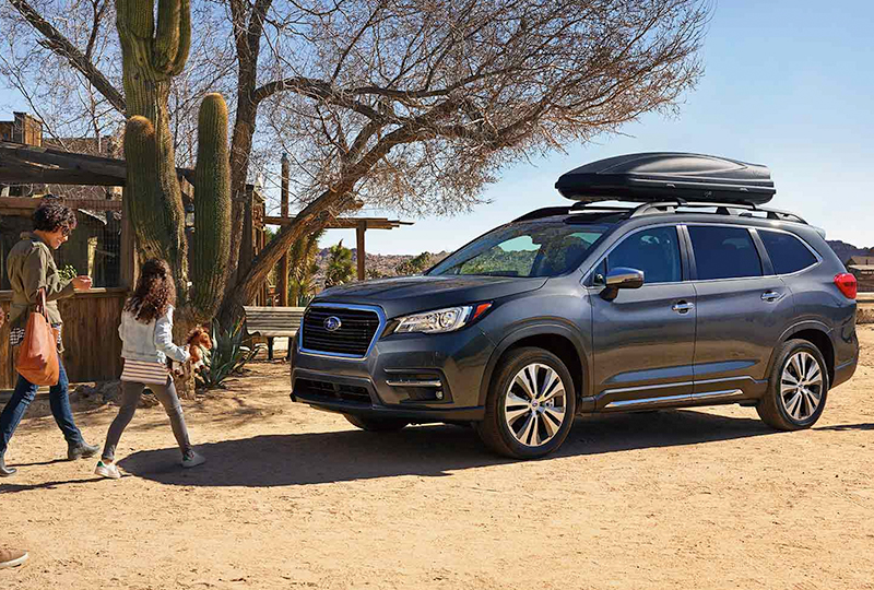2020 Subaru Ascent Engineering