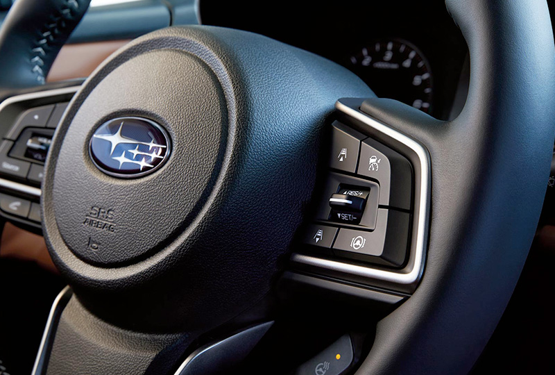 2020 Subaru Legacy Heated Steering Wheel