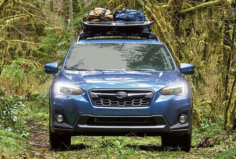 2020 Subaru Crosstrek Engineering