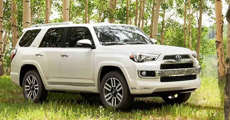 2017 Toyota 4runner >> 2017 Toyota 4runner In Fort Scott Ks