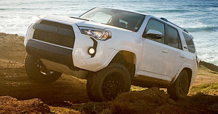 2017 Toyota 4Runner Legendary capability