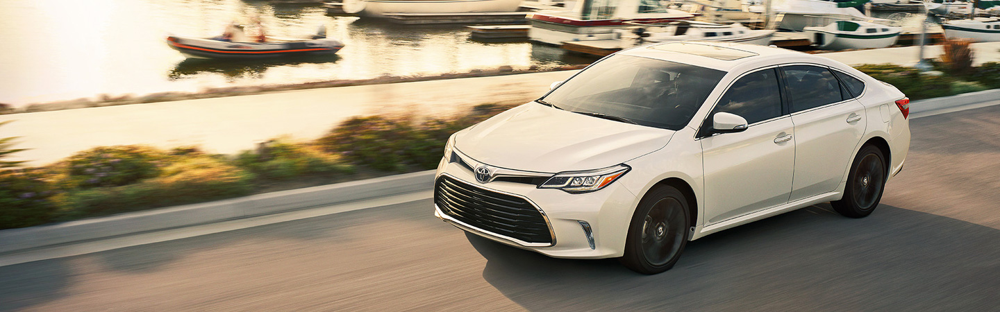 2017 Toyota Avalon Wireless Charging
