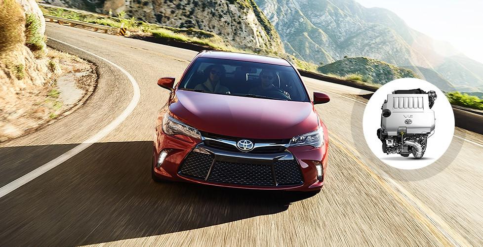 2017 Toyota camry Impressive V6 Power