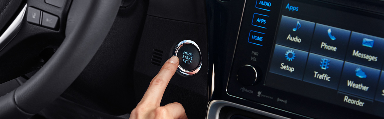 2017 Toyota Corolla Dynamic Torque Control