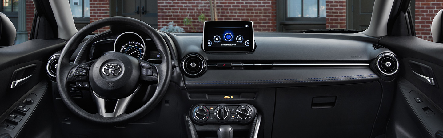 7-in. touch-screen display audio