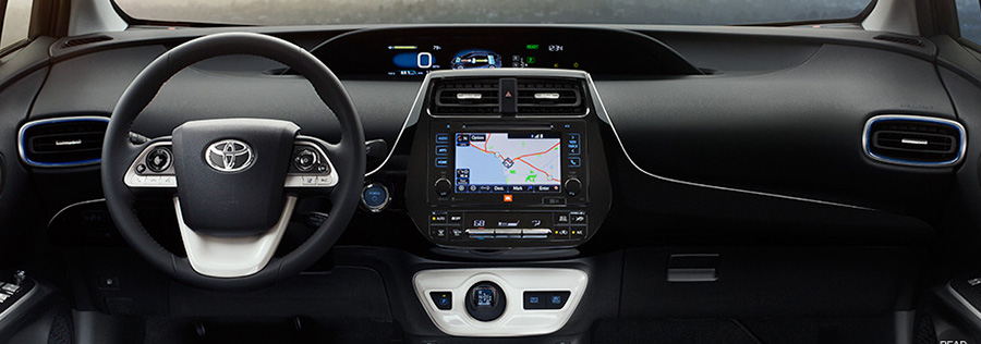 2017 toyota Prius A comfortable ride