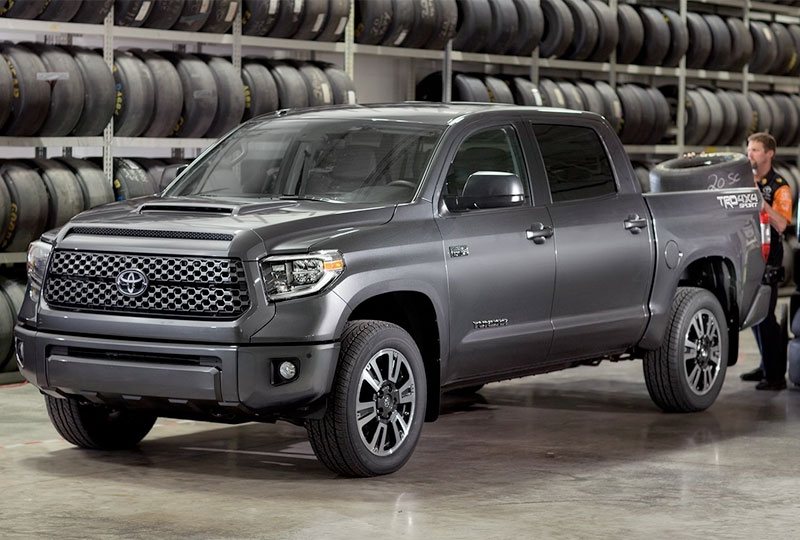 2018 toyota tundra coming soon to florence toyota in florence sc. Black Bedroom Furniture Sets. Home Design Ideas