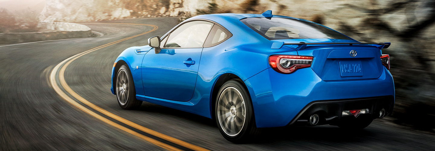 2019 Toyota 86 from Pinehurst Toyota Southern Pines, NC