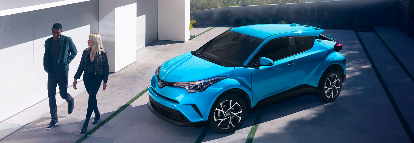 2019 Toyota C-HR for Sale in Fort Pierce, FL, Serving Port St. Lucie & Vero Beach
